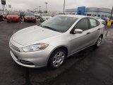 2013 Bright Silver Metallic Dodge Dart SE #75336664