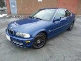 2002 Topaz Blue Metallic BMW 3 Series 330i Coupe #75336661