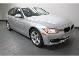 2013 Glacier Silver Metallic BMW 3 Series 328i Sedan #75336728