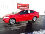 2013 Redline 2-Coat Pearl Dodge Dart Limited #75357545