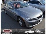 2010 Space Gray Metallic BMW 3 Series 328i xDrive Coupe #75357279