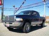 2000 Patriot Blue Pearlcoat Dodge Ram 1500 ST Extended Cab 4x4 #7511543