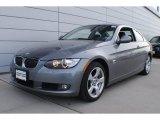 2010 Space Gray Metallic BMW 3 Series 328i xDrive Coupe #75357099