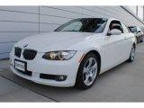 2009 Alpine White BMW 3 Series 328i Convertible #75357097