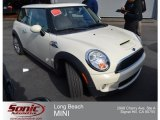 2007 Pepper White Mini Cooper S Hardtop #75357272
