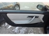 2000 Mercedes-Benz SLK 230 Kompressor Limited Edition Roadster Door Panel