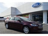 2013 Bordeaux Reserve Red Metallic Ford Fusion SE #75357174