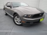 2011 Sterling Gray Metallic Ford Mustang V6 Coupe #75357253