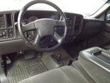 2006 Chevrolet Silverado 1500 Z71 Regular Cab 4x4 Dark Charcoal Interior