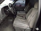 2006 Chevrolet Silverado 1500 Z71 Regular Cab 4x4 Front Seat