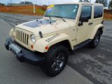 2011 Sahara Tan Jeep Wrangler Mojave 4x4 #75357416