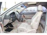 1992 Acura Legend Interiors