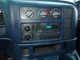 2003 Chevrolet Astro  Controls