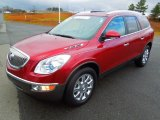 2011 Red Jewel Tintcoat Buick Enclave CXL #75357409