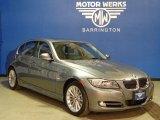 2010 Space Gray Metallic BMW 3 Series 335i xDrive Sedan #75357062