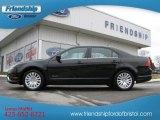 2010 Tuxedo Black Metallic Ford Fusion Hybrid #75357137