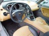 2006 Pontiac Solstice Interiors