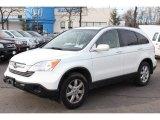 2008 Taffeta White Honda CR-V EX-L 4WD #75357480