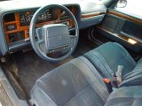 Dodge Dynasty Interiors