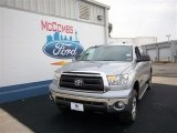 2011 Silver Sky Metallic Toyota Tundra TRD CrewMax #75357124