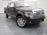 2013 Kodiak Brown Metallic Ford F150 Platinum SuperCrew #75357231