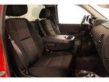 2010 Chevrolet Silverado 1500 LT Regular Cab 4x4 Ebony Interior