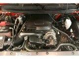 2010 Chevrolet Silverado 1500 LT Regular Cab 4x4 5.3 Liter Flex-Fuel OHV 16-Valve Vortec V8 Engine