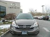 2010 Polished Metal Metallic Honda CR-V EX AWD #75357297