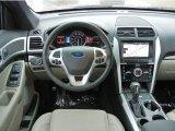 2013 Ford Explorer Limited Dashboard
