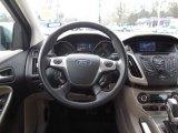2012 Ford Focus SEL Sedan Dashboard