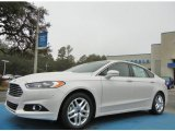 2013 Oxford White Ford Fusion SE 1.6 EcoBoost #75394305