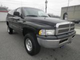 2001 Black Dodge Ram 1500 ST Regular Cab 4x4 #75395045