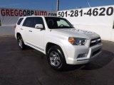 2013 Blizzard White Pearl Toyota 4Runner SR5 4x4 #75394583