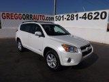 2012 Blizzard White Pearl Toyota RAV4 Limited #75394581