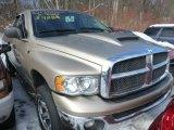 2004 Light Almond Pearl Dodge Ram 1500 SLT Quad Cab 4x4 #75394433
