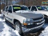 2005 Silver Birch Metallic Chevrolet Tahoe LS 4x4 #75394431