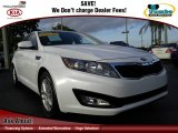 2013 Snow White Pearl Kia Optima LX #75394882