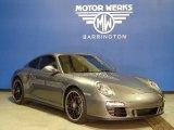 2012 Meteor Grey Metallic Porsche 911 Carrera GTS Coupe #75394139