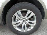 Hyundai Veracruz 2012 Wheels and Tires