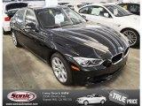2013 Jet Black BMW 3 Series 335i Sedan #75394543