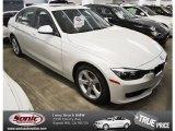 2013 Mineral White Metallic BMW 3 Series 328i Sedan #75394542