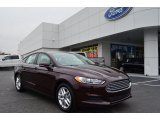 2013 Bordeaux Reserve Red Metallic Ford Fusion SE 1.6 EcoBoost #75394387