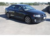 2013 Deep Black Pearl Metallic Volkswagen Jetta GLI Autobahn #75394958