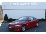 2012 Crimson Red BMW 3 Series 335i Coupe #75394240