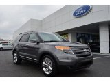 2013 Sterling Gray Metallic Ford Explorer Limited #75394385