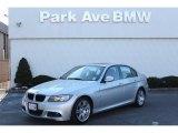 2010 Titanium Silver Metallic BMW 3 Series 328i xDrive Sedan #75394235