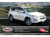 2012 Blizzard White Pearl Toyota RAV4 V6 Limited 4WD #75394064