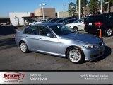 2010 Blue Water Metallic BMW 3 Series 328i Sedan #75394514