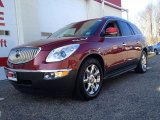2010 Red Jewel Tintcoat Buick Enclave CXL AWD #75394827