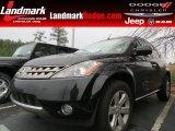 2007 Super Black Nissan Murano SL #75394369